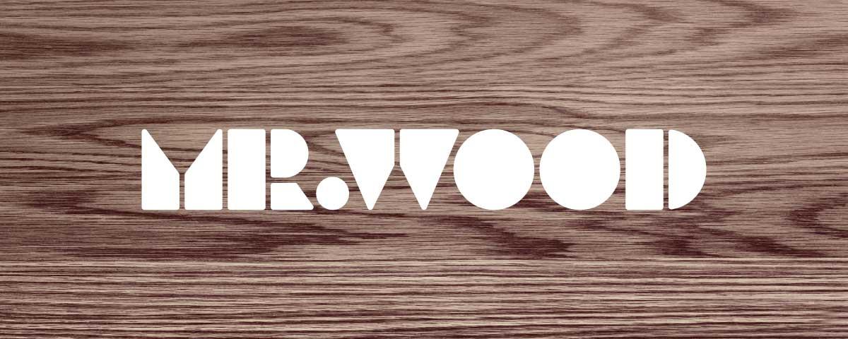 Mr. Wood logo https://www.setuptype.com/
